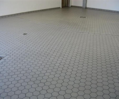 Conmat Inc  Brick and Tile Floors